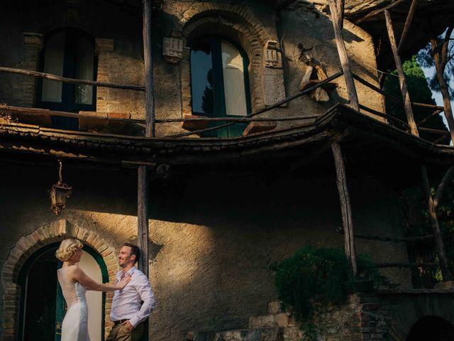 Il matrimonio di Jess e Steve a Taormina, Messina 11