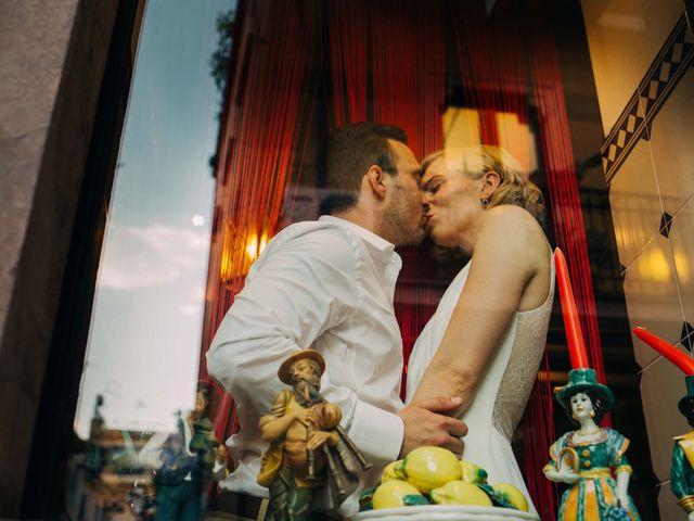 Il matrimonio di Jess e Steve a Taormina, Messina 1