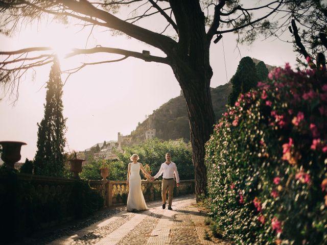Le nozze di Steve e Jess