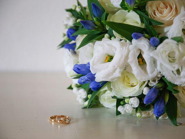 Il matrimonio di Giordano e Erika a Robecco sul Naviglio, Milano 7