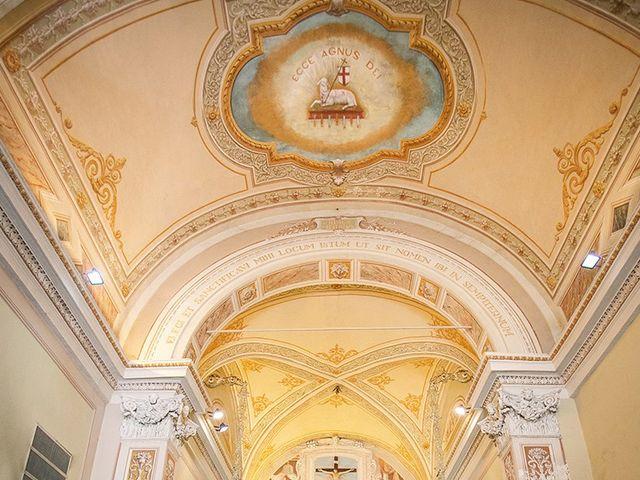 Il matrimonio di Giordano e Erika a Robecco sul Naviglio, Milano 14