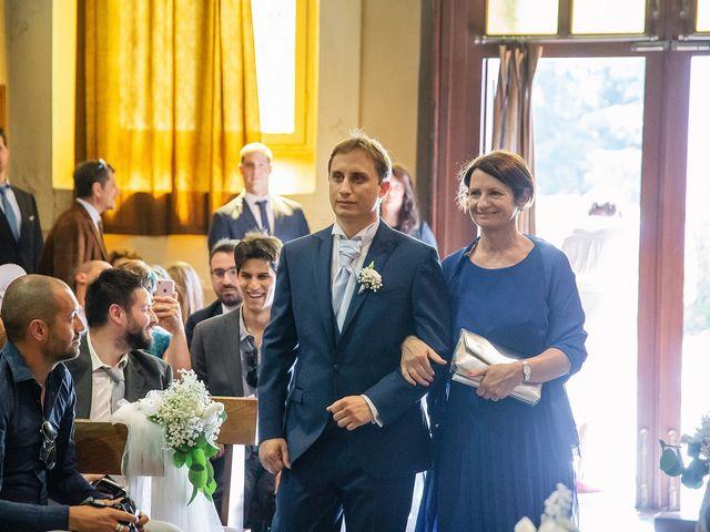 Il matrimonio di Giordano e Erika a Robecco sul Naviglio, Milano 15