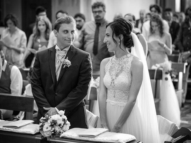 Il matrimonio di Giordano e Erika a Robecco sul Naviglio, Milano 16