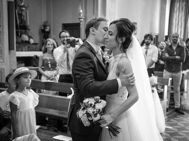 Il matrimonio di Giordano e Erika a Robecco sul Naviglio, Milano 18