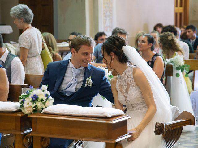 Il matrimonio di Giordano e Erika a Robecco sul Naviglio, Milano 20