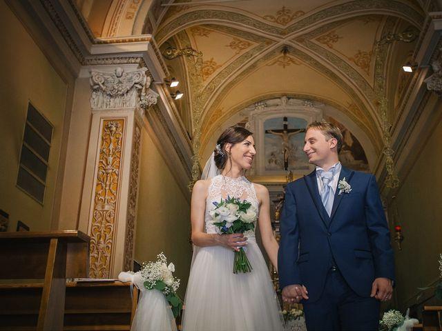 Il matrimonio di Giordano e Erika a Robecco sul Naviglio, Milano 21