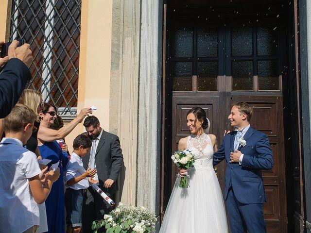 Il matrimonio di Giordano e Erika a Robecco sul Naviglio, Milano 23