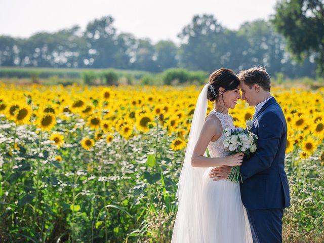 Il matrimonio di Giordano e Erika a Robecco sul Naviglio, Milano 24