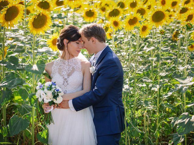 Il matrimonio di Giordano e Erika a Robecco sul Naviglio, Milano 25