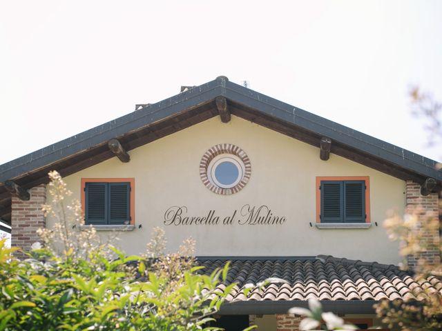 Il matrimonio di Giordano e Erika a Robecco sul Naviglio, Milano 26