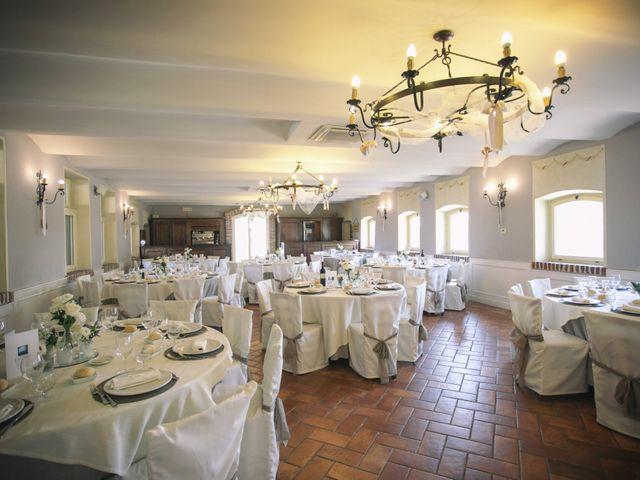 Il matrimonio di Giordano e Erika a Robecco sul Naviglio, Milano 28