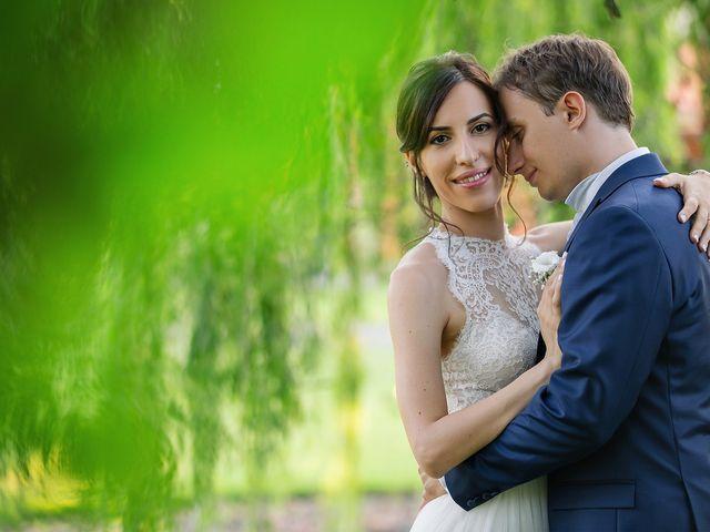 Il matrimonio di Giordano e Erika a Robecco sul Naviglio, Milano 33
