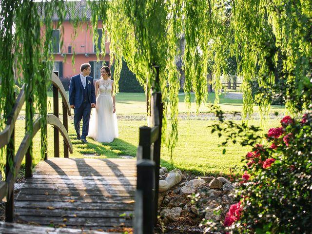 Il matrimonio di Giordano e Erika a Robecco sul Naviglio, Milano 34