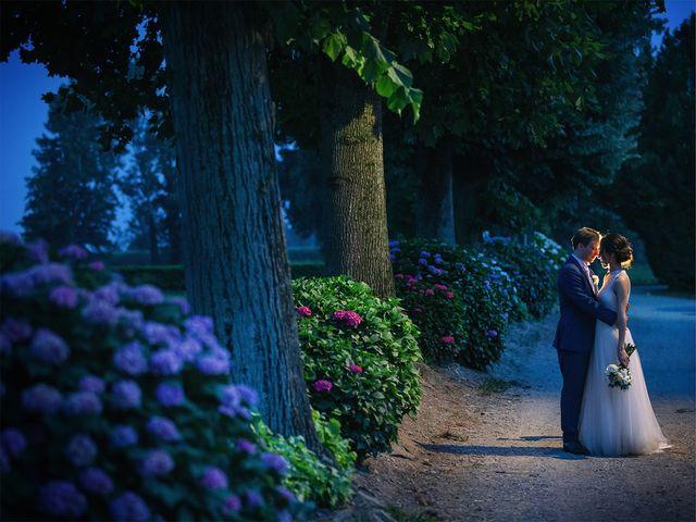 Il matrimonio di Giordano e Erika a Robecco sul Naviglio, Milano 41