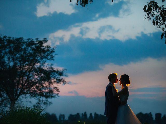 Il matrimonio di Giordano e Erika a Robecco sul Naviglio, Milano 43