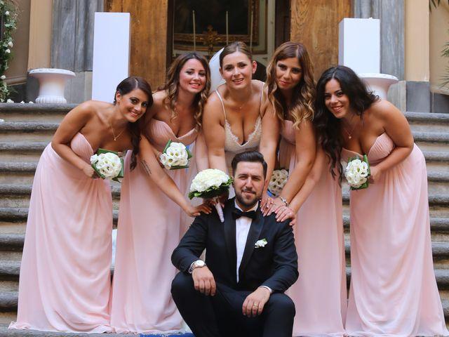 Il matrimonio di Michele e Luisa a Napoli, Napoli 13