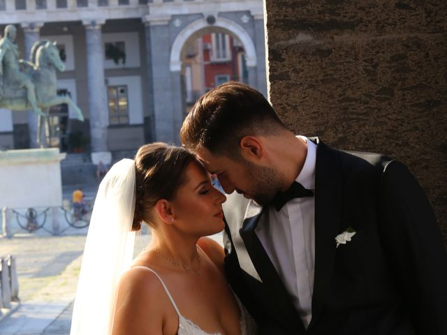 Il matrimonio di Michele e Luisa a Napoli, Napoli 15