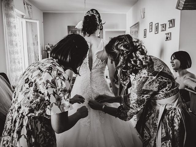Il matrimonio di Mario e Lisa a Brisighella, Ravenna 23