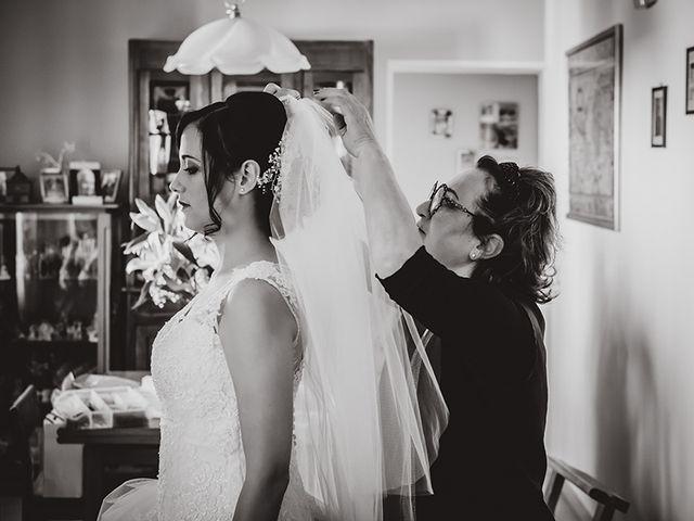 Il matrimonio di Mario e Lisa a Brisighella, Ravenna 27