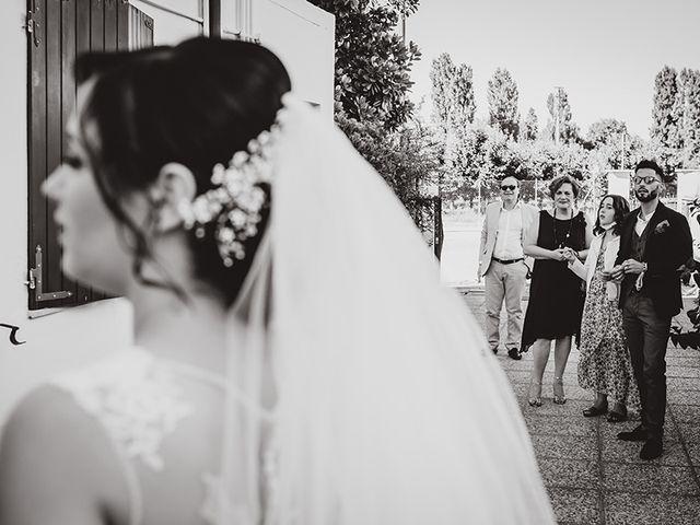 Il matrimonio di Mario e Lisa a Brisighella, Ravenna 29