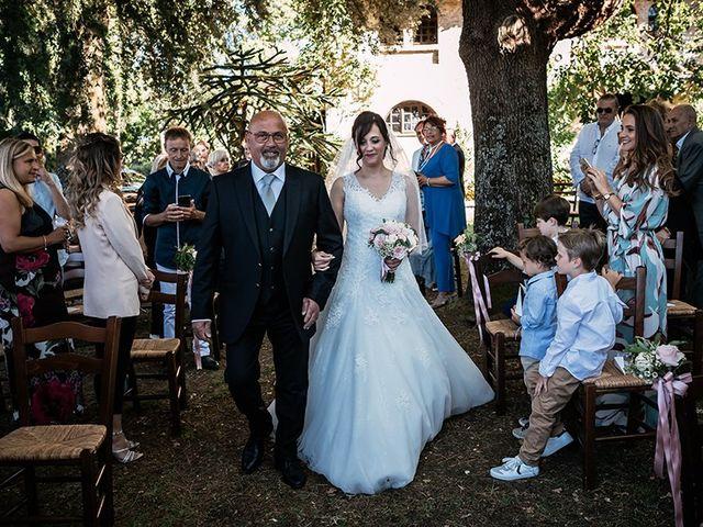 Il matrimonio di Mario e Lisa a Brisighella, Ravenna 42