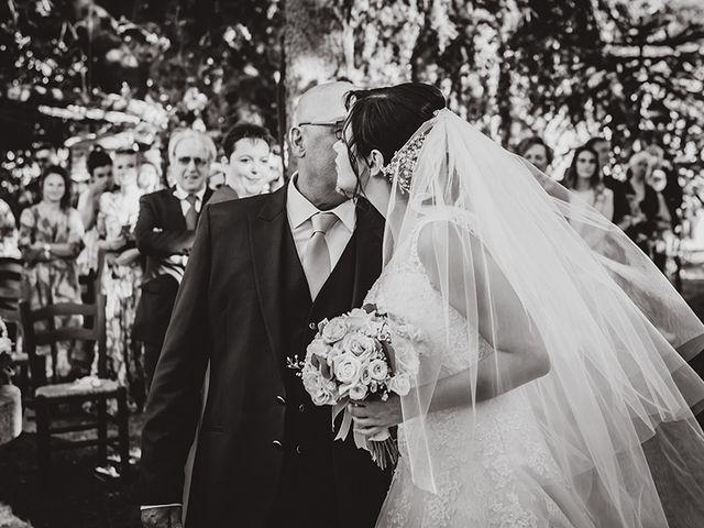 Il matrimonio di Mario e Lisa a Brisighella, Ravenna 43