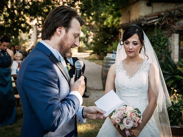 Il matrimonio di Mario e Lisa a Brisighella, Ravenna 48