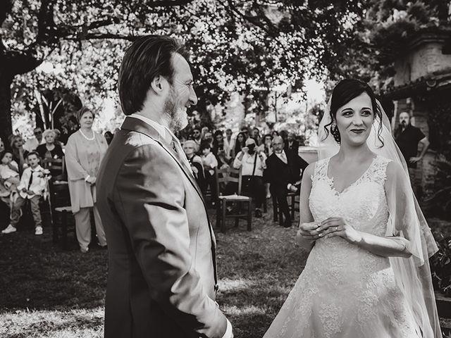 Il matrimonio di Mario e Lisa a Brisighella, Ravenna 56