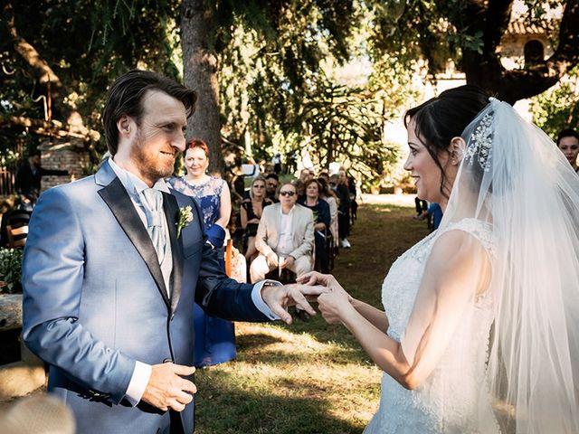 Il matrimonio di Mario e Lisa a Brisighella, Ravenna 57