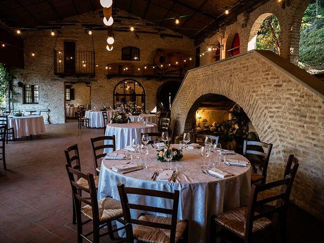 Il matrimonio di Mario e Lisa a Brisighella, Ravenna 62
