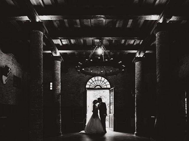Il matrimonio di Mario e Lisa a Brisighella, Ravenna 65