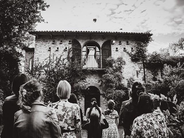 Il matrimonio di Mario e Lisa a Brisighella, Ravenna 69