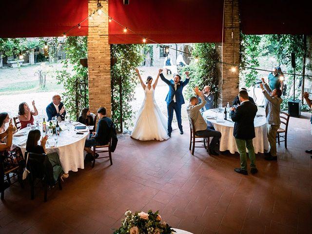 Il matrimonio di Mario e Lisa a Brisighella, Ravenna 70