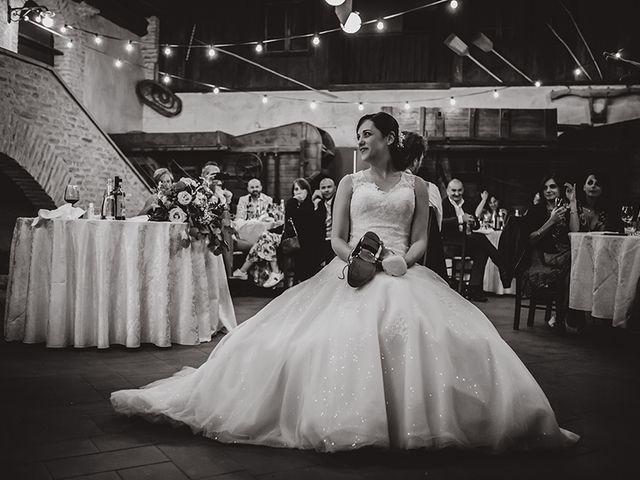 Il matrimonio di Mario e Lisa a Brisighella, Ravenna 75