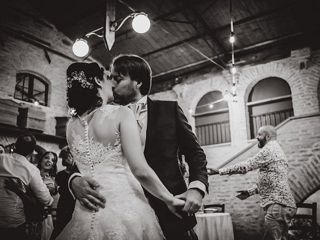 Il matrimonio di Mario e Lisa a Brisighella, Ravenna 89