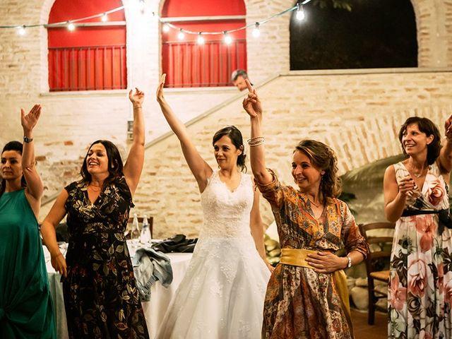 Il matrimonio di Mario e Lisa a Brisighella, Ravenna 90