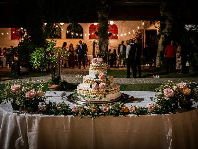 Il matrimonio di Mario e Lisa a Brisighella, Ravenna 93