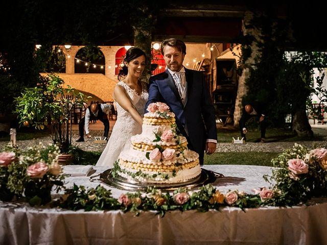 Il matrimonio di Mario e Lisa a Brisighella, Ravenna 94
