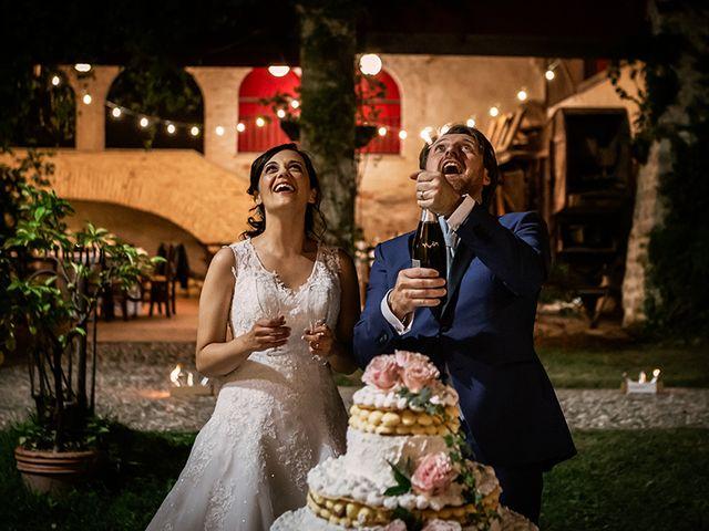 Il matrimonio di Mario e Lisa a Brisighella, Ravenna 95
