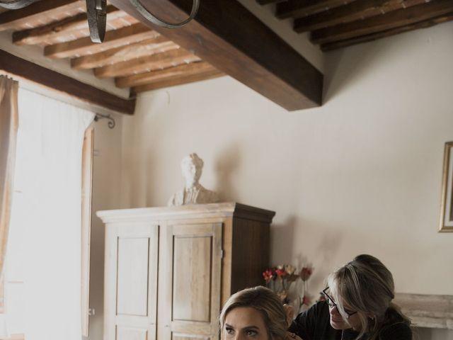 Il matrimonio di Miroslav e Katarina a Lucca, Lucca 25