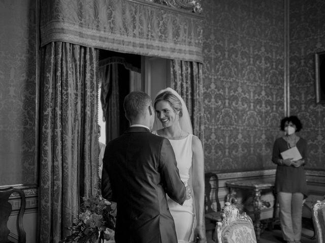 Il matrimonio di Miroslav e Katarina a Lucca, Lucca 33