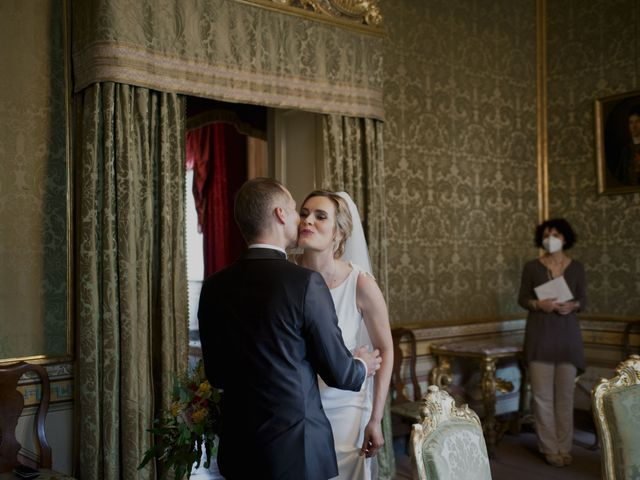 Il matrimonio di Miroslav e Katarina a Lucca, Lucca 34