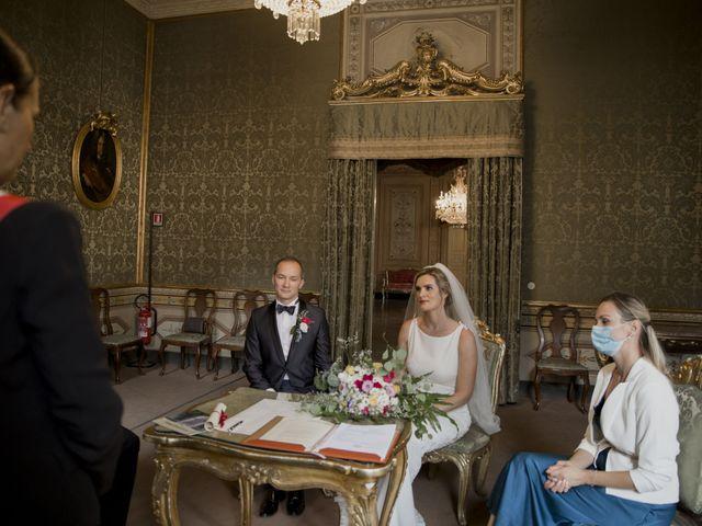 Il matrimonio di Miroslav e Katarina a Lucca, Lucca 35