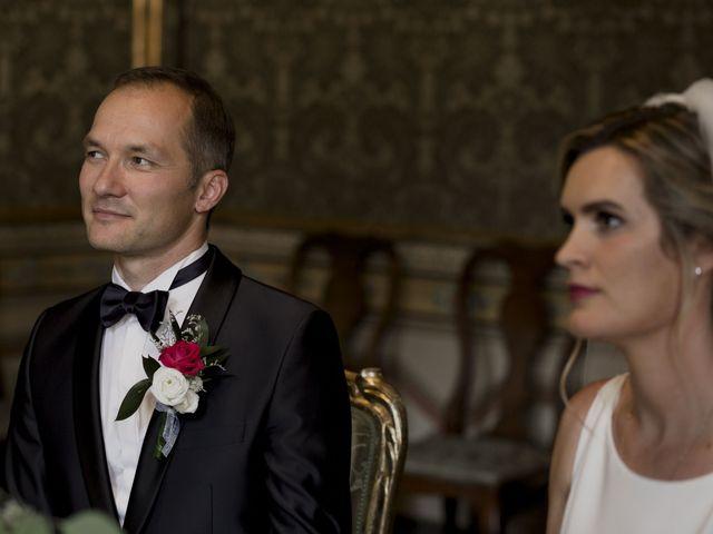 Il matrimonio di Miroslav e Katarina a Lucca, Lucca 41