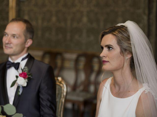 Il matrimonio di Miroslav e Katarina a Lucca, Lucca 42