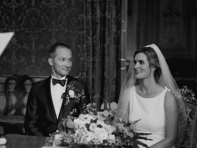 Il matrimonio di Miroslav e Katarina a Lucca, Lucca 48