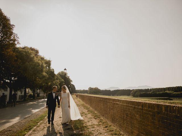 Il matrimonio di Miroslav e Katarina a Lucca, Lucca 70