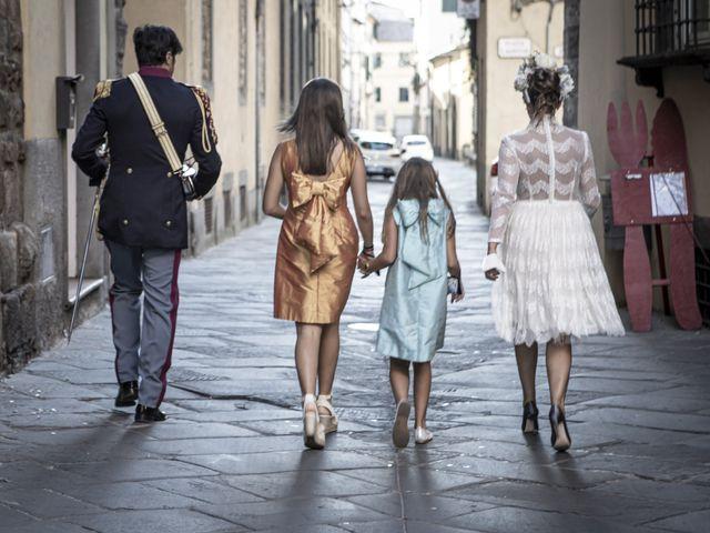 Il matrimonio di Alessandro e Alessia a Lucca, Lucca 18