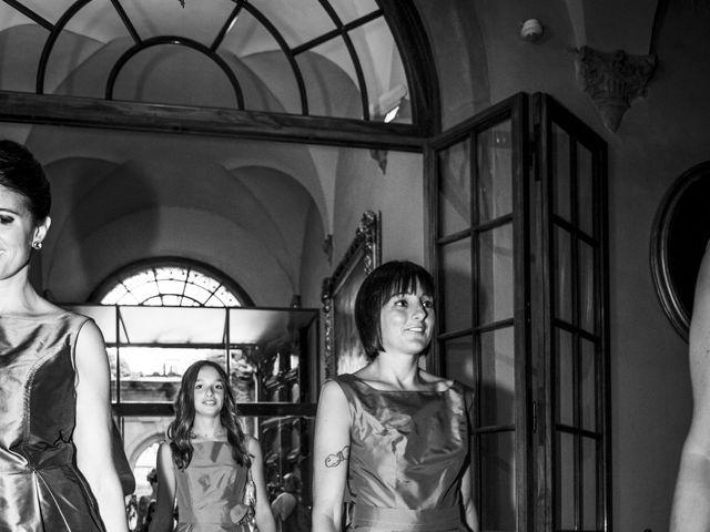 Il matrimonio di Alessandro e Alessia a Lucca, Lucca 19