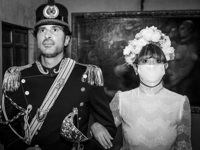 Il matrimonio di Alessandro e Alessia a Lucca, Lucca 21